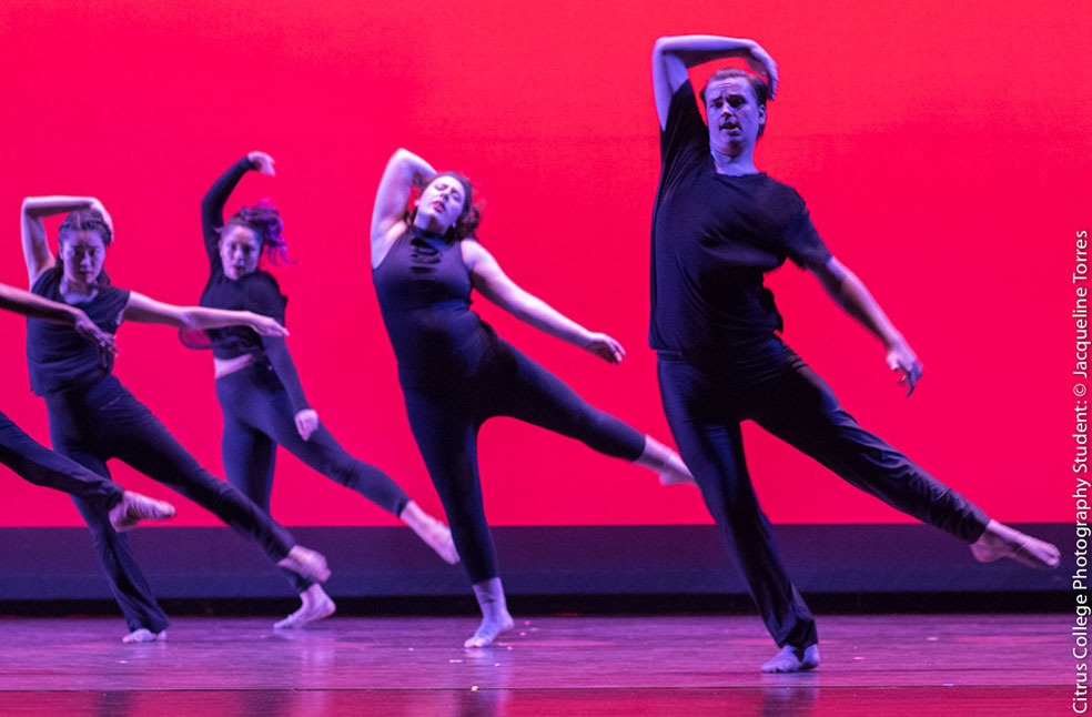 Fall Dance Concert 2017 - photo by Jaqueline Torres